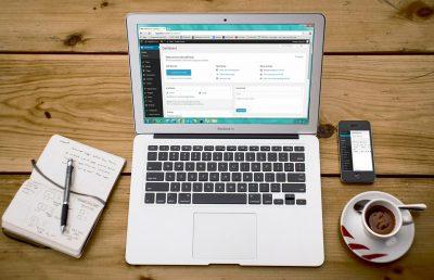 Een standaardwebsite scoort beter
