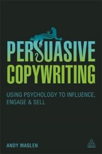 Copywriting Boeken: Andy Maslen Persuasive Copywriting