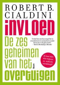 Copywriting Boeken: Robert Cialdini Invloed