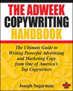 Copywriting Boeken: The Adweek Copywriting Handbook Joseph Sugerman