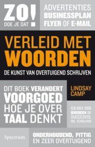 Copywriting Boeken: Lindsay Camp Verleid Met Woorden