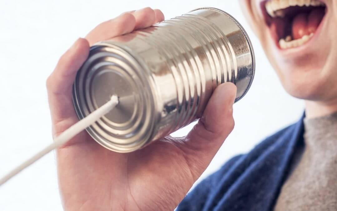 effectief communiceren met klanten